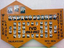 1967 - 4.D osztály