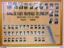 1968 - 4.D osztály