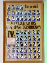 1971 - 4.E osztály
