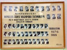 1971 - 4.F osztály