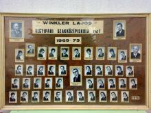 1973 - 4.F osztály