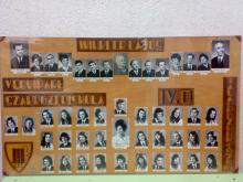 1974 - 4.D osztály