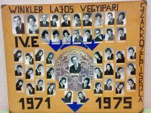 1975 - 4.E osztály