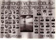 1976 - 4.C osztály