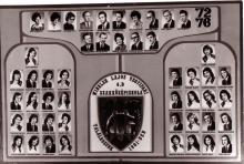 1976 - 4.D osztály