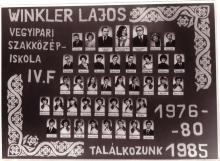 1980 - 4.F osztály