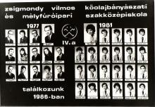 1981 - 4.A osztály