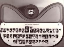 1981 - 4.F osztály