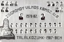 1982 - 4.B osztály