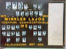 1982 - 4.E osztály