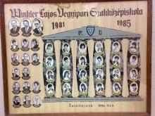 1985 - 4.D osztály