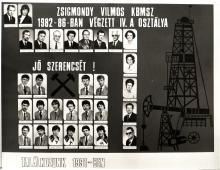 1986 - 4.A osztály