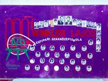 1986 - 4.D osztály