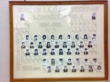 1988 - 4.D osztály
