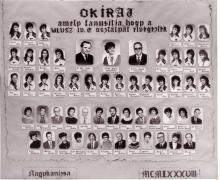 1988 - 4.E osztály