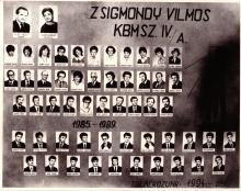 1989 - 4.A osztály