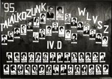 1990 - 4.D osztály