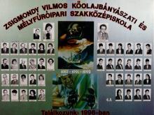 1991 - 4.A osztály