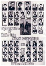 1991 - 4.B osztály