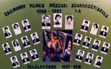 1992 - 4.A osztály