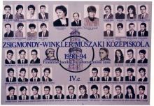 1994 - 4.C osztály