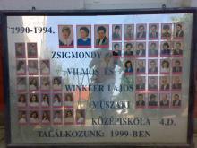 1994 - 4.D osztály