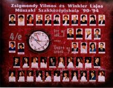 1994 - 4.E osztály