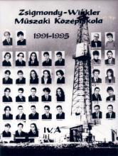 1995 - 4.A osztály