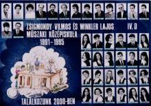 1995 - 4.D osztály