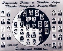 1995 - 4.E osztály