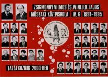 1995 - 4.G osztály