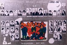 1996 - 4.D osztály