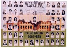 1997 - 4.D osztály