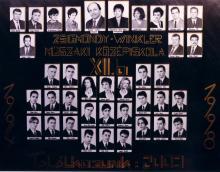 1998 - 12.B osztály