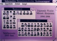 1998 - 12.C osztály