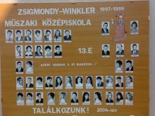 1999 - 13.E osztály