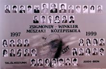 1999 - 13.F osztály