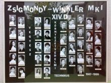 1999 - 14.D osztály