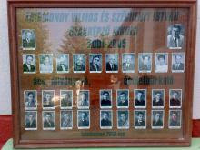 2005 - Ács, állványozó és Épületburkoló osztály
