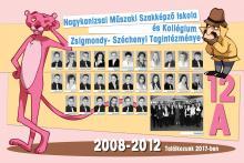 2012 - 12.A osztály