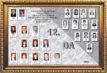 2012 - 12.DA osztály