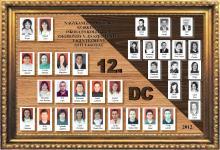 2012 - 12.DC osztály