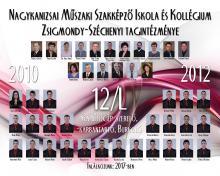 2012 - 12.L osztály
