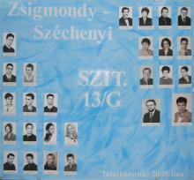 2003 - 13.G osztály