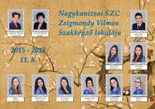 2018 - 11.K osztály
