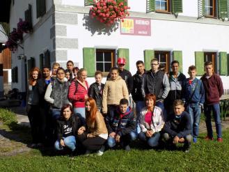 Tiroli kirándulás